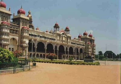 Mysore - The City of Palaces