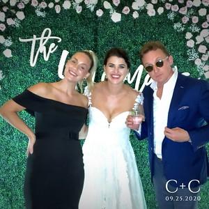 09.25.2020 - Cambrey & Calvin's Wedding
