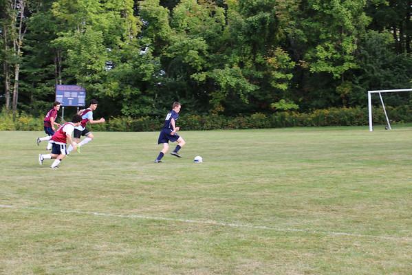 Boys' Soccer 2014