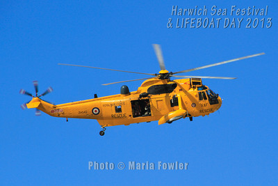 Harwich Sea Festival and Lifeboat Day 2013