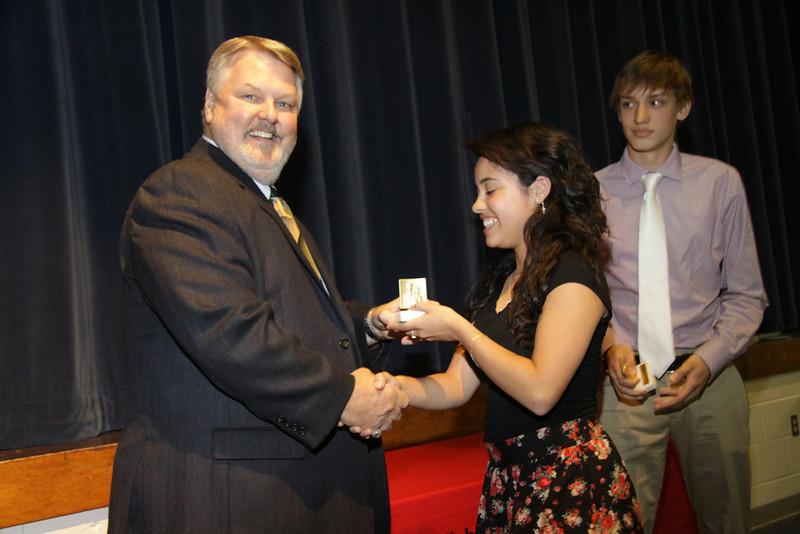 Awards Night 2012 - National School Choral Award