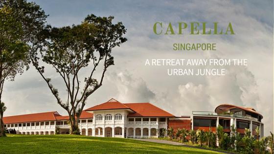 A retreat at Capella