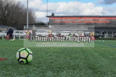 ESFA U18 2 UCFB Manchester 2