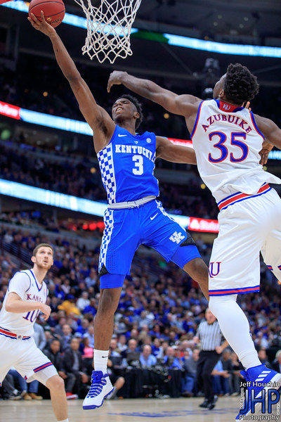 UK vs Kansas Champions Classic 2017