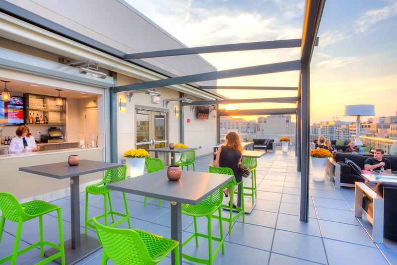 Ellipse Rooftop Bar, Hyatt Place Hotel