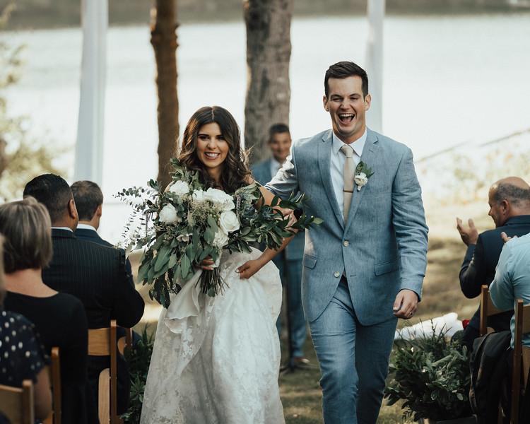 Jake and Kenz Wedding