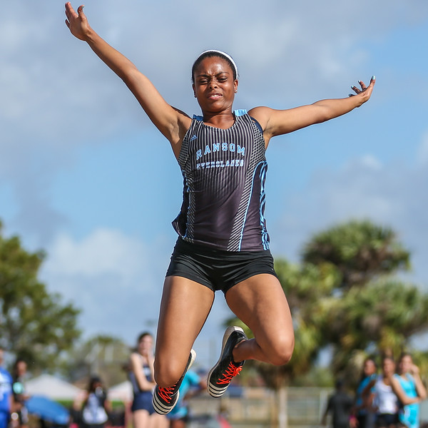 Ransom Everglades Track and Field, 2018
