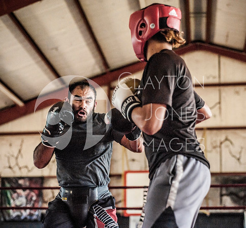 Falls Town Boxing