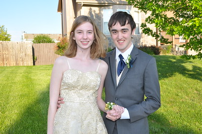 Karen Thompson's 2015 Prom