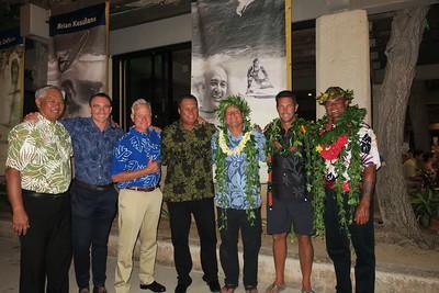 2018 ODKF Hawaii Waterman Hall of Fame 8-24-2018