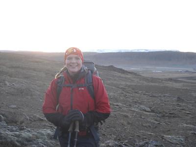 Skarðshyrna og Heiðarhorn nóv 2010