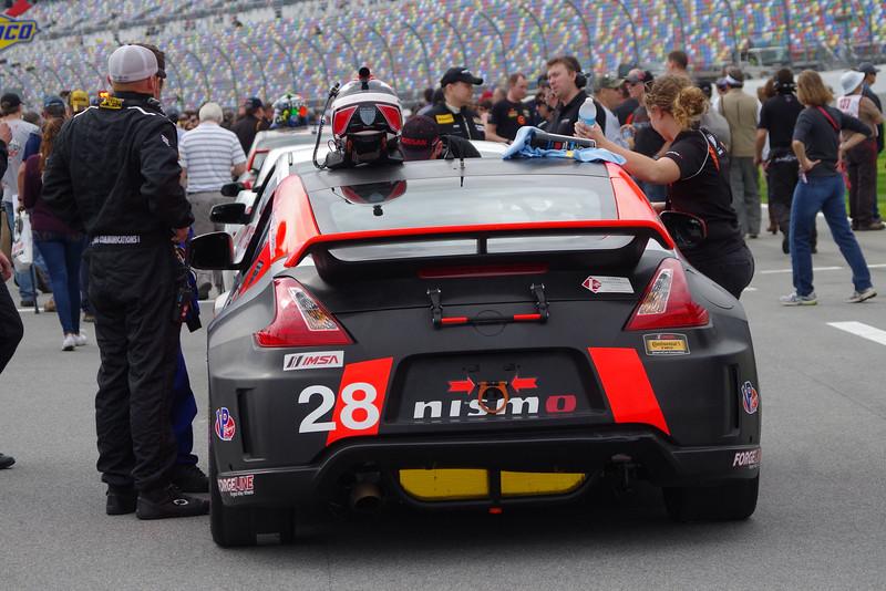 GS Tim Bell Racing Nissan 370Z