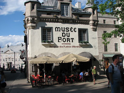 Musee du Fort (The Fort Museum)