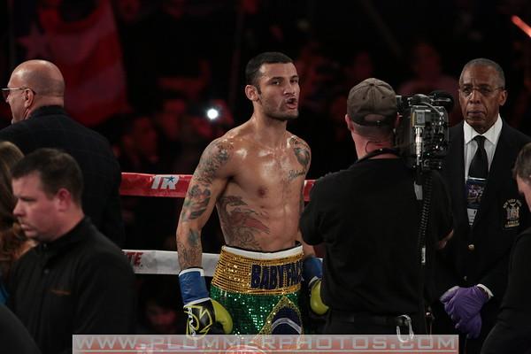 Felix Verdejo Defeats. Willian Silva by Unanimous Decision