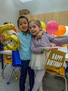 Mila & Bennett's 5th Birthday