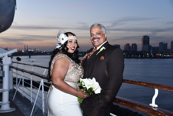 Tresha and Kevin's 20 Year Vow Renewal