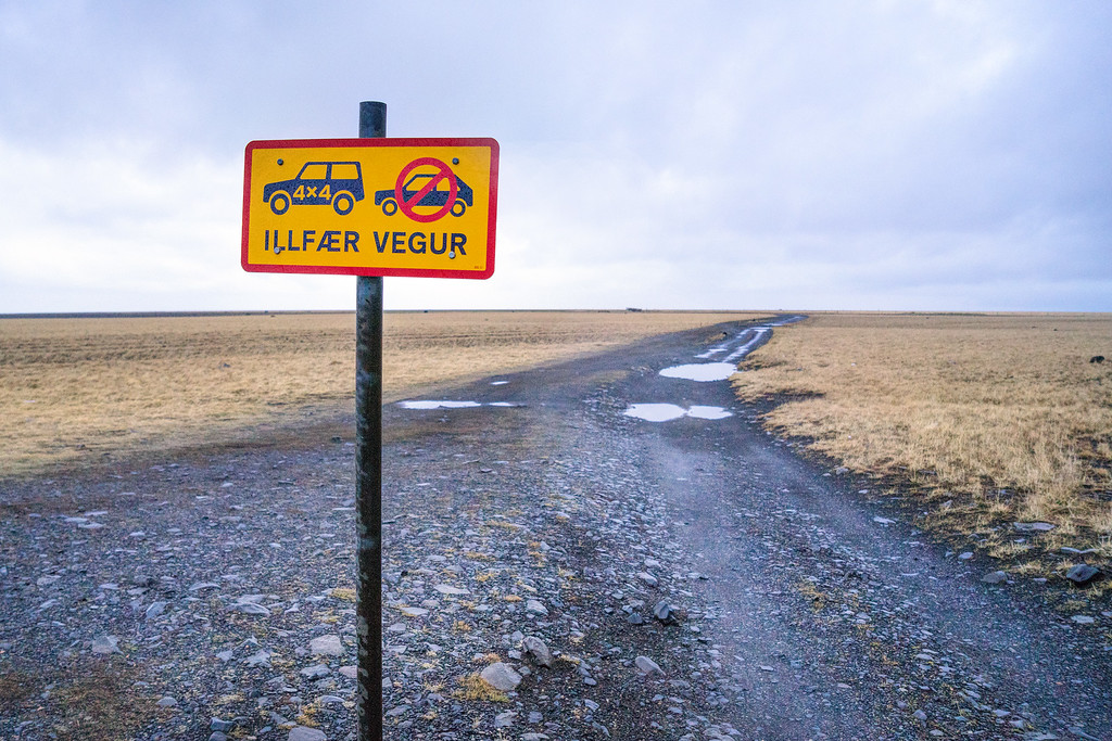 Plane Wreckage Directions Iceland