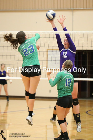VB 2016-09-22 OH vs Shorewood
