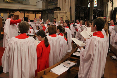 Friends of Cathedral Music at St Marys (Lent 3) - 23 March 2014