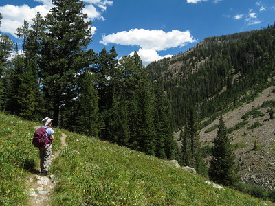 Hiking and Skiing in the Greater Yellowstone Ecosystem
