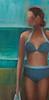 Morning Swim-Burris, 48x24 on STRETCHED canvas