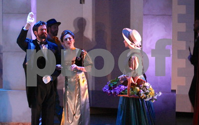 6/29/14 Texas Shakespeare Festival 2014 Presents My Fair Lady by James Bauer