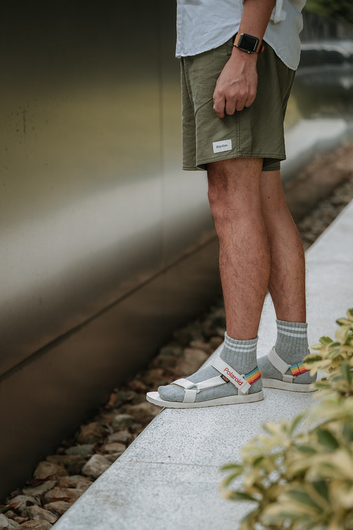 Teva與Polaroid限量聯名款涼鞋 by 旅行攝影師張威廉 Wilhelm Chang