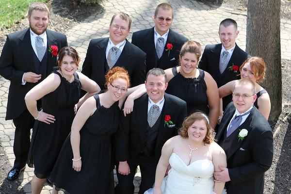 Lauren + Adam = Married!