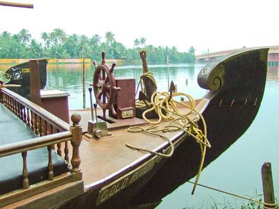 12/25 & 26 - Kerela Houseboat