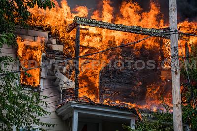 Lawrence, MA 3rd Alarm - 279-281 Prospect St - 7/25/18