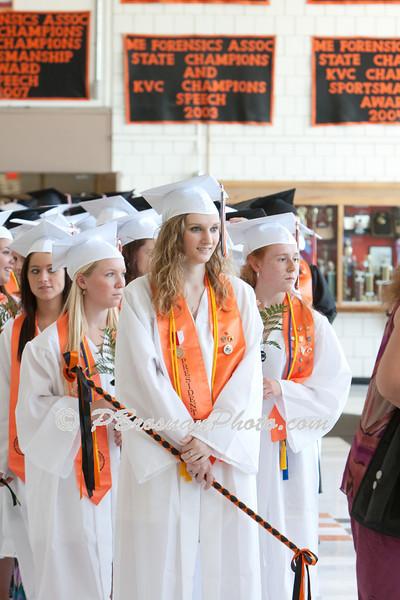 Skowhegan Graduation 2012