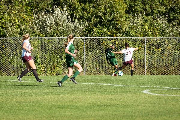 NMHS JV Girls Soccer vs Bethel T3-3