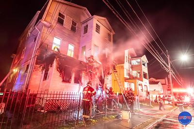 Structure Fire - 652 Garden St, Hartford, CT - 5/21/19