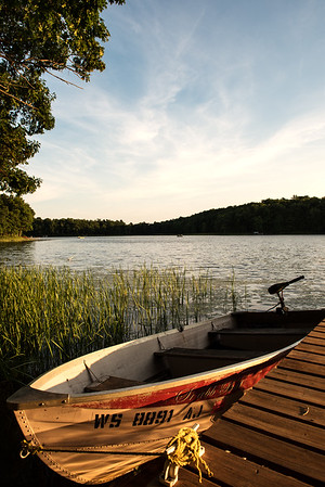 Little Sand Lake, Wisconsin