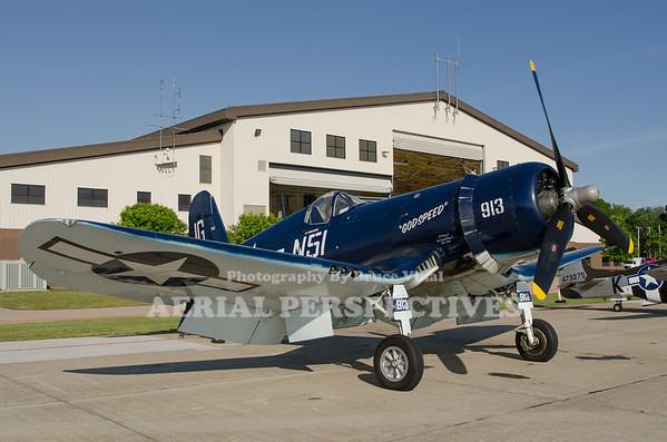 """Corsair FG-1D """"Godspeed"""""""