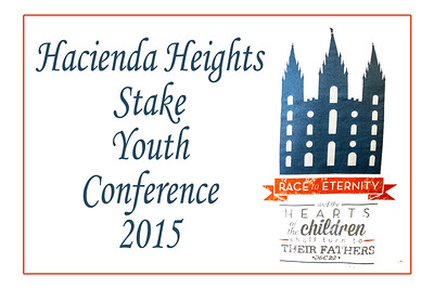 HH Stake Youth Conf 2015