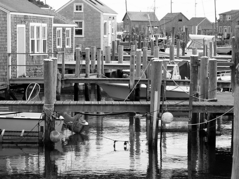 Menemsha Docks
