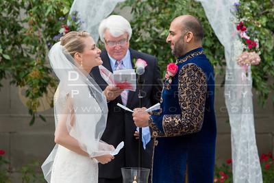 Rebecca & Ajay - Ceremony