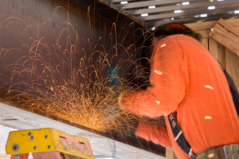 February 20 - Fourth of July or welding frenzy?.jpg