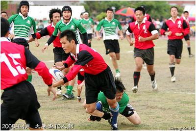 台灣大學vs成功大學(NTU vs NCKU)