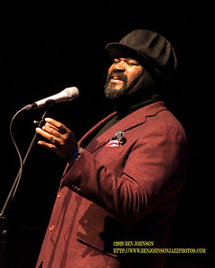 Gregory Porter Kimmel Center 2020