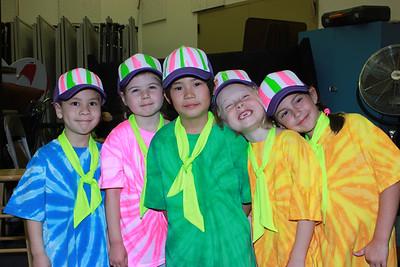 Walden Students Celebrate Rhythm