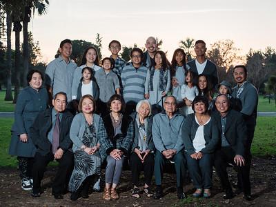 Obrero-Carreon Family Photoshoot, 2017