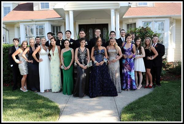 OTHS Senior Prom  June 2011