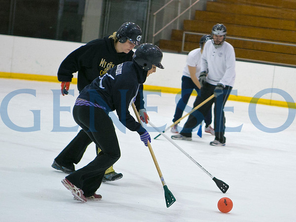 UAA Broomball Tournament (Photos by JB)