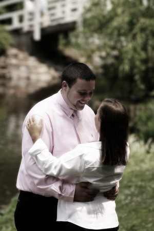 Lauren and Chris Engagement