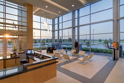 Daimler/Mercedes Financial Services, Fort Worth, TX.  Client:  BOKA Powell, Dallas.