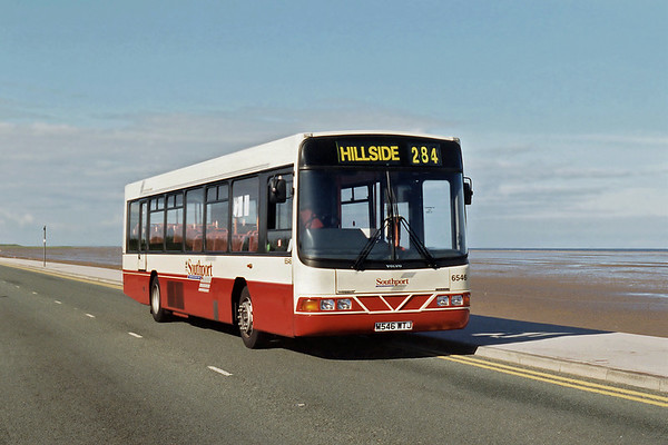 23rd - 28th May 1995: Southport
