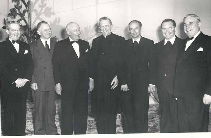 1948, Golden Jubilee Banquet