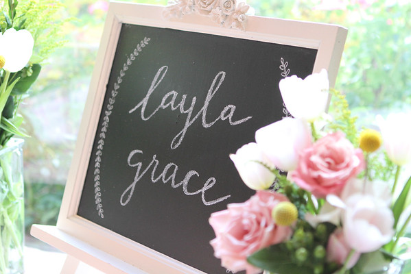 Amber's Baby Shower for Layla | October 6, 2018